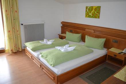 Double room - Pension Austria